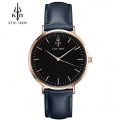 Women Watches 2017 Brand Luxury Fashion Quartz Ladies Watch Clock Rose Gold Dress Casual girl relogio Blue Rose Black