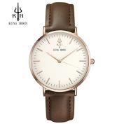 Women Watches 2017 Brand Luxury Fashion Quartz Ladies Watch Clock Rose Gold Dress Casual girl relogio Brown rose white