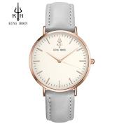 Women Watches 2017 Brand Luxury Fashion Quartz Ladies Watch Clock Rose Gold Dress Casual girl relogio Gray Rose White