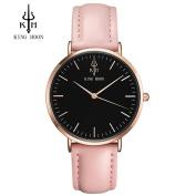 Women Watches 2017 Brand Luxury Fashion Quartz Ladies Watch Clock Rose Gold Dress Casual girl relogio Pink Rose Black