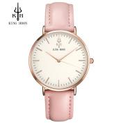 Women Watches 2017 Brand Luxury Fashion Quartz Ladies Watch Clock Rose Gold Dress Casual girl relogio Pink Rose White