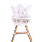 Childwood Universal Fit Seat Cushion for High Chair Pink