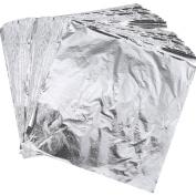 Shappy 200 Sheets Imitation Leaf for Arts Project, Gilding Crafting, Crafts Decoration, DIY, Furniture, 14cm by 14cm