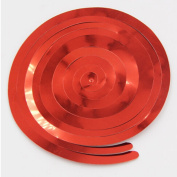 WLIFE Red Ceiling Hanging Swirl Decoration Metallic For Wedding Christmas Halloween Birthday Party Decoration Baby Shower