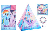 My Little Pony Tee Pee Slumber Set