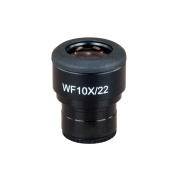 OMAX WF10X/22 Super Widefield Microscope Eyepiece 30.0mm w Adjustable Diopter
