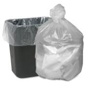WEBSTER INDUSTRIES High Density 37.9l Trash Bags