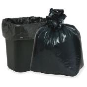 WEBSTER INDUSTRIES Heavy-duty Opaque Low Density 37.9lTrash Bags