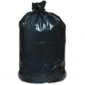 WEBSTER INDUSTRIES ReClaim Heavy-duty Recyled 124.9l Trash Bags