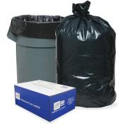 WEBSTER INDUSTRIES Heavy-duty Opaque Low Density Trash Bags