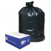 WEBSTER INDUSTRIES Opaque Linear Low Density 227.1l Trash Bags