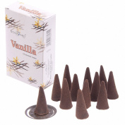 Stamford Incense Cones - Vanilla 37171. the ideal present for that Birthday Gift, Christmas Present or Fathers day gifts etc…