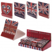 Nail File Match Book - Ted Smith London Designs. the ideal present for that Birthday Gift, Christmas Present or Fathers day gifts etc…