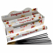 Stamford Premium Hex Range Incense Sticks - Dragons Blood 37123. the ideal present for that Birthday Gift, Christmas Present or Fathers day gifts etc…