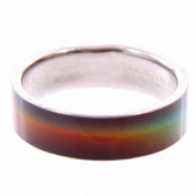 Simple Plain Mood Ring. the ideal present for that Birthday Gift, Christmas Present or Fathers day gifts etc…