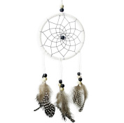 Handmade Dreamcatcher Dream Catcher Circular Net with Feathers Car Wall Hanging Decor Pendant home decoration Ornament Craft Gift