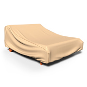 Budge Chelsea Patio Chaise Covers, Durable and Waterproof Outdoor Furniture Covers