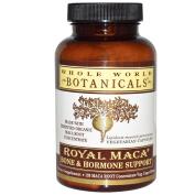 Whole World Botanicals - Royal Maca Bone & Hormone Support - 120 Vegetarian Capsules