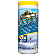 armour ALL VINYL & PLASTIC PROTECTOR WIPES