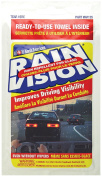 Blue Magic Rain Repellent Towel for Glass Improve Driving Visibility - 6 Pack