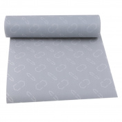HS PE Shelf Liner Drawer Cabinet Liner Refrigerator Pad Cupboard Non-Slip Mat