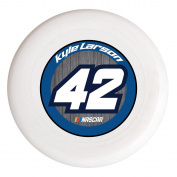 Kyle Larson #42 NASCAR Flying Disc