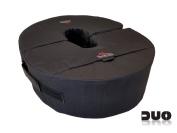 Gravipod DUO Segmented Umbrella Base Weight Bag - Up to 45kg.