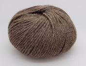 Zarela ARAN ***Super Soft*** 100% Luxurious Baby Alpaca Yarn - Koala Brown