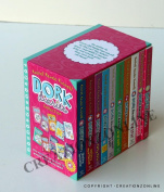 DORK DIARIES COLLECTION 10 BOOK SET BOXED RACHEL RENEE RUSSELL BRAND NEW