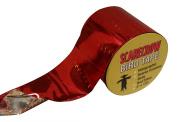 Rebel Gardens 5.1cm x 38m Reflective Scarecrow Bird Repellent Tape - Effective Bird Deterrent and Bird Control