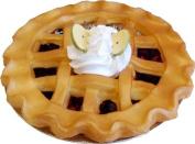 23cm Country Apple Fragrance Potpourri Pie Fake Food