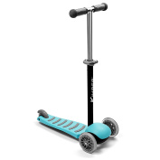 Kimber Verve by PlaSmart Inc. - 3-Wheel Junior Kick Scooter, Blue, Ages 3 to 5 yrs