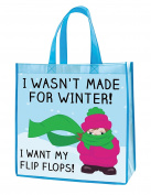 Reusable Shopping Bag - Eco-Friendly, Heavy Duty Tote Bag