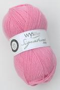 "'WYS Sock Wool BLUEF Aced Leicester Wool/Sock Wool ""Signature 4ply Cocktail Range Sock Yarn 547 – Candyfloss – 100g with Blue Faced Leicester Wool"