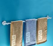 Daeou Space Aluminium Towel Bar Single Rod Lengthening Bathroom Towel Rack Bathroom Towel Rack Toilet Pendant Pendant