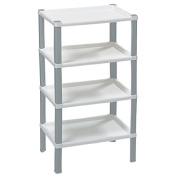 DEA Home z104 m04o Shelf, Multicoloured, One Size