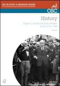 IB History SL & HL Paper 2 Authoritarian States