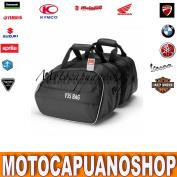 Givi Pair Luggage Bags Soft Internal T443B for Chests V35 N v35nt Tech