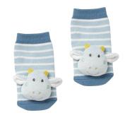 Fehn Little Castle Collection Dragon Rattle Socks