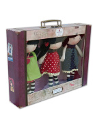 GORJUSS Pack of 3 dolls