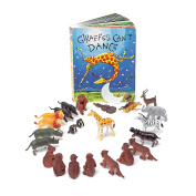 Primary Concepts, PC-1645 Giraffes Can't Dance 3-D Children Play Book