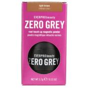 Zero Grey Magnetic Powder Light Brown 3.7g