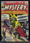Journey into Mystery #103 Comic Book Cover Refrigerator Magnet.