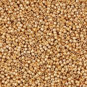 Toho 11 PermaFinish Galvanised Rose Gold Seed Beads 8.2g