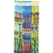 Disney Toy Story 12 Wood Pencils Pack