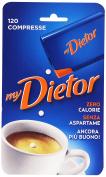 DIETOR my sweetener classic in formato120 minipills