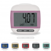 Incutex Step Counter Pedometer Walking distance counter calorie counter pedometer