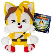 Sonic Boom Emoji Plush - Cute Tails