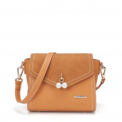 Women's Shpulder bag PU leather Messenger bag Cross-Body Bags Mini Shoulder bag