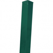 Aluminium Post, 2.4m Green, 3 x 0.9m x 2.4m